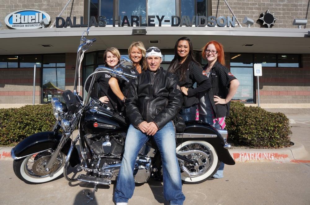 Dallas Harley Davidson >> Joey Greco With The Ladies Of Dallas Harley Davidson Yelp