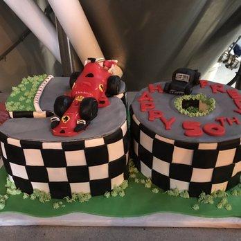 The Crimson Cake  Photos   Reviews Bakeries - Birthday cakes encinitas