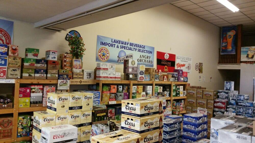 Lakeway Beverage: 3700 Pa 118, Dallas, PA