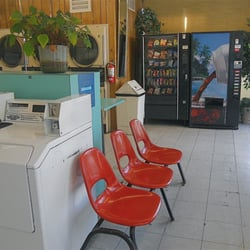 Amazing Photo Of Diamond Coin Laundromat   San Francisco, CA, United States. Eames  Chairs