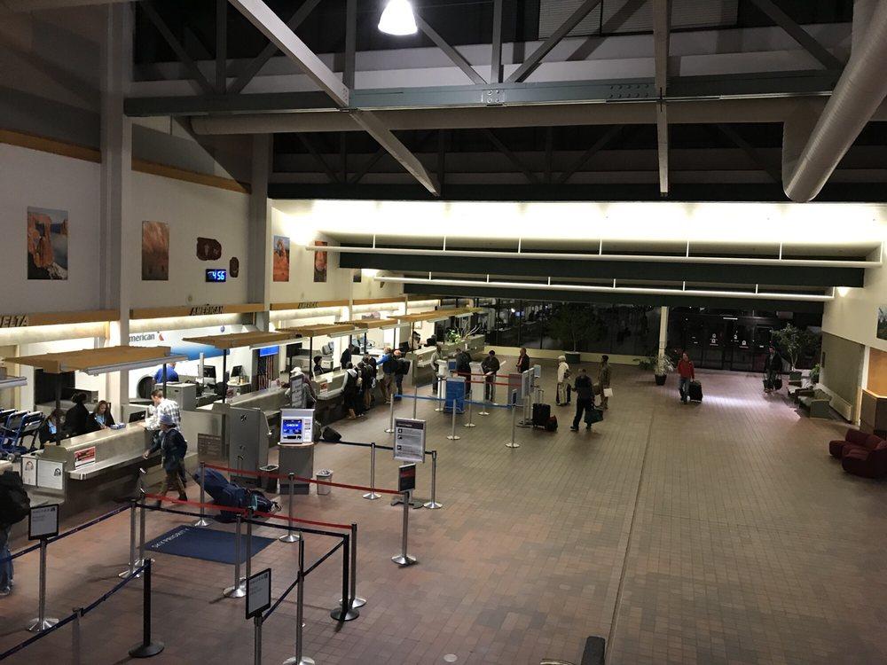 Grand Junction Regional Airport - GJT: 2828 Walker Field Dr, Grand Junction, CO