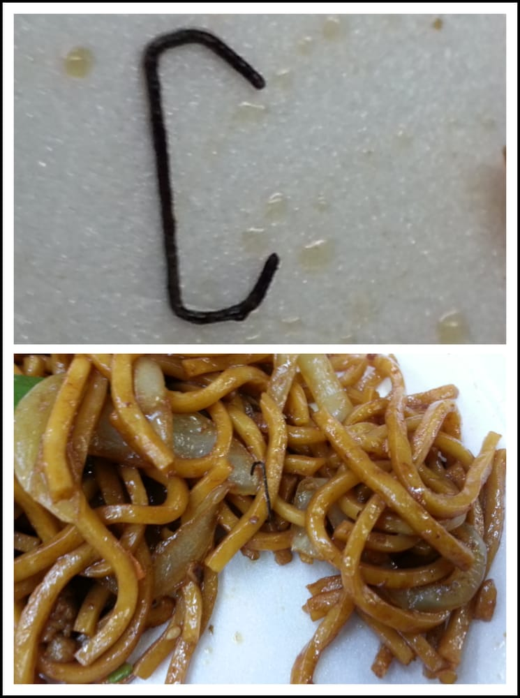 I Found Staples In My Food Yelp