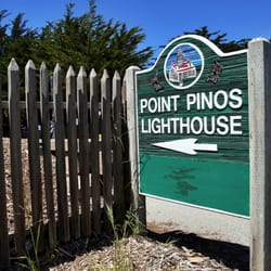 Point Pinos Lighthouse logo
