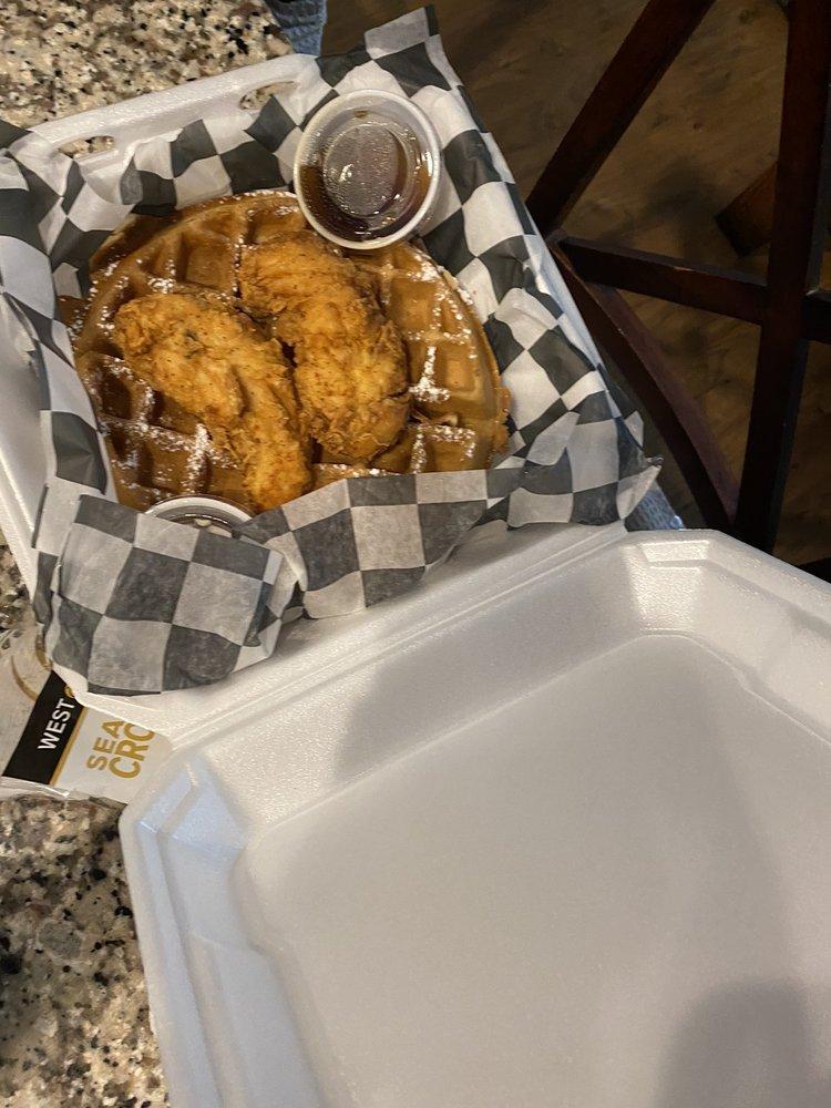 Southern Harvest Soul Food: 2355 Western Blvd, Jacksonville, NC