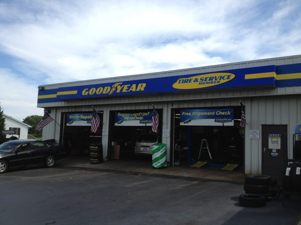 Goodyear Certified Auto Service Center