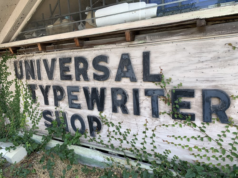 Universal Typewriter Shop: 4311 Dowling St, Houston, TX