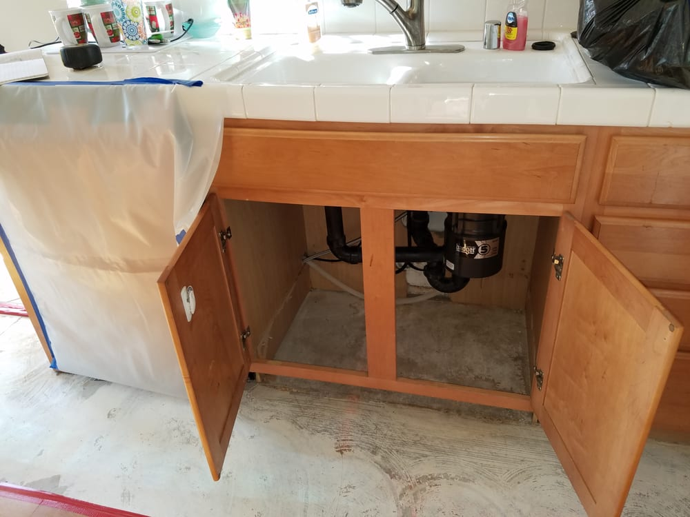 Water Damage To Kitchen Cabinets Insurance Solution Was To Support