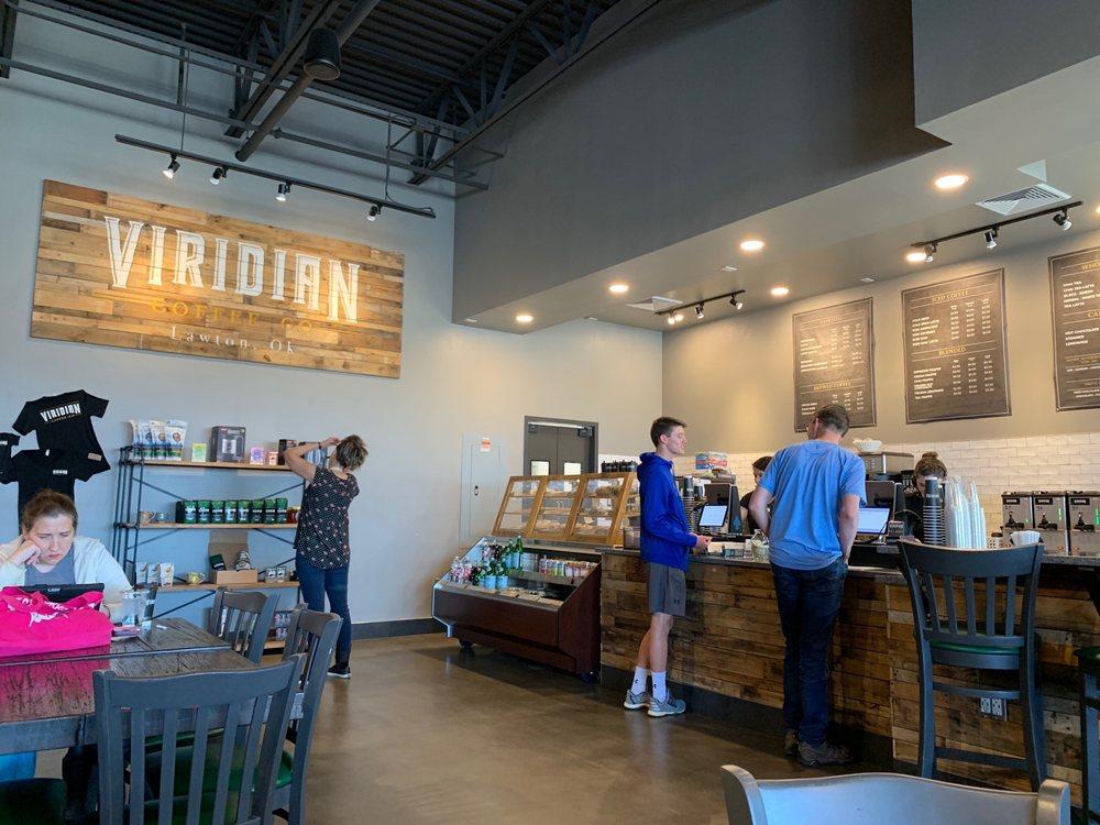 Viridian Coffee: 5366 NW Cache Rd, Lawton, OK