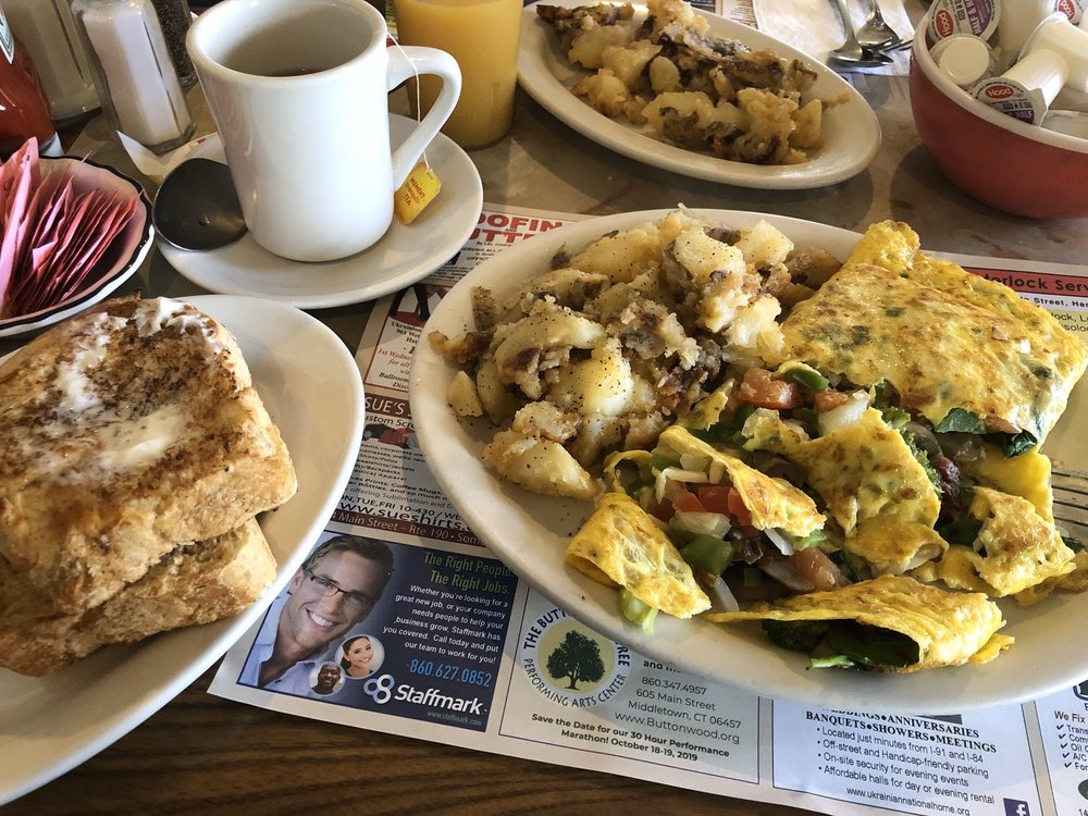 Hot Cakes: 238 S Main St, East Windsor, CT