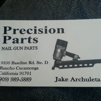Precision Parts Auto Parts Supplies 9350 Baseline Rd Rancho