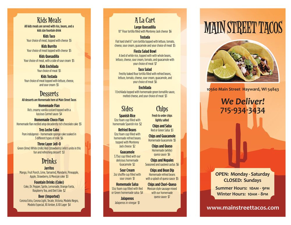 Main Street Tacos - 2019 All You Need to Know BEFORE You Go