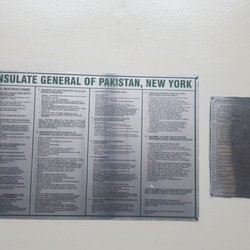 Consulate General of Pakistan - (New) 22 Reviews - Embassy