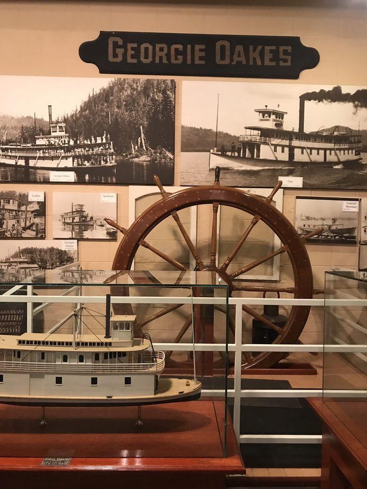 Museum of North Idaho: 115 Northwest Blvd, Coeur D Alene, ID