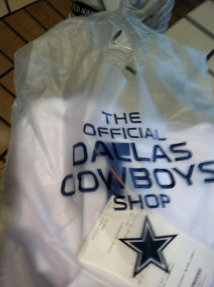 Dallas Cowboys Pro Shop: 6155 Eastex Fwy, Beaumont, TX