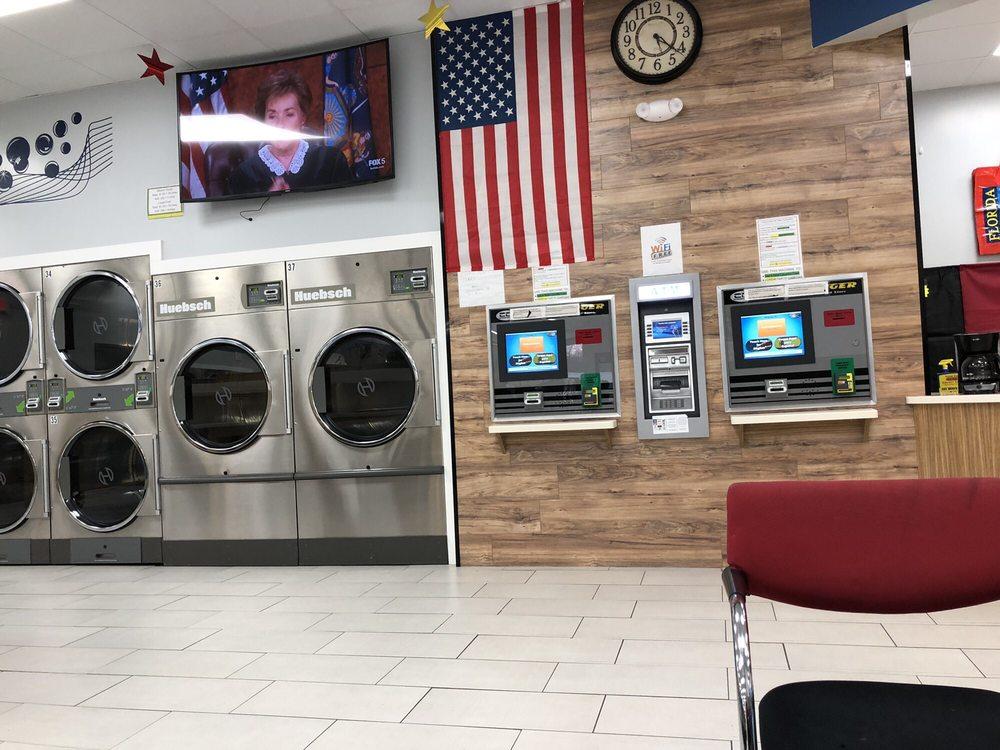 Stars Laundromat: 8792 Sacramento Dr, Alexandria, VA