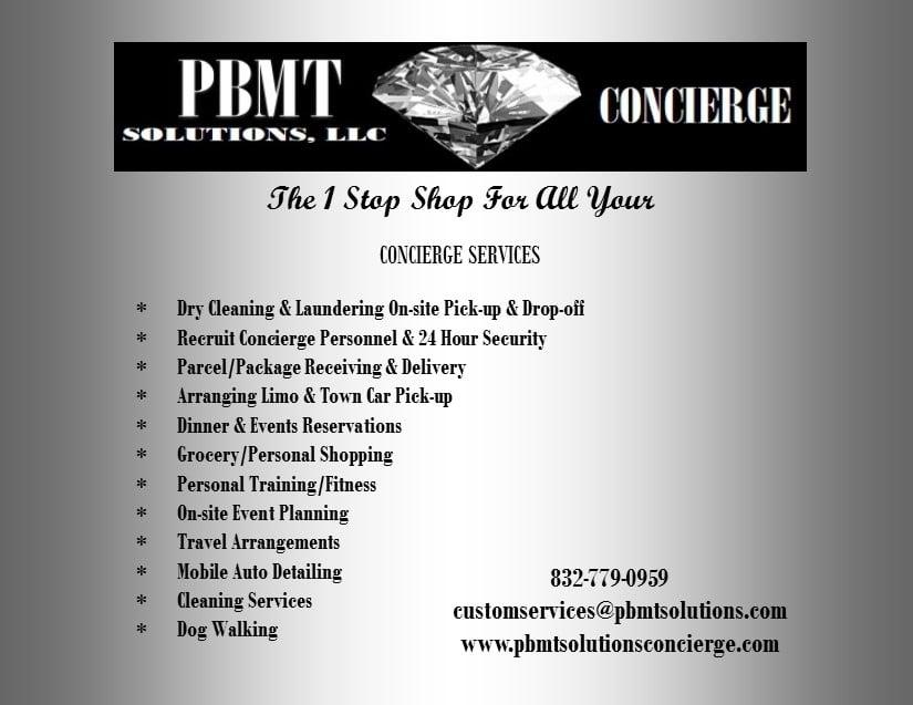 PBMT Solutions, LLC: 4446 Memorial Dr, Houston, TX
