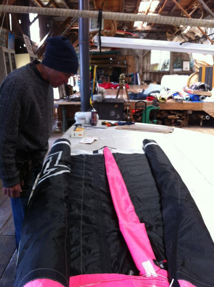 Davenport Surfsail Repair & Equipment: 100 Riverside Ave, Davenport, CA