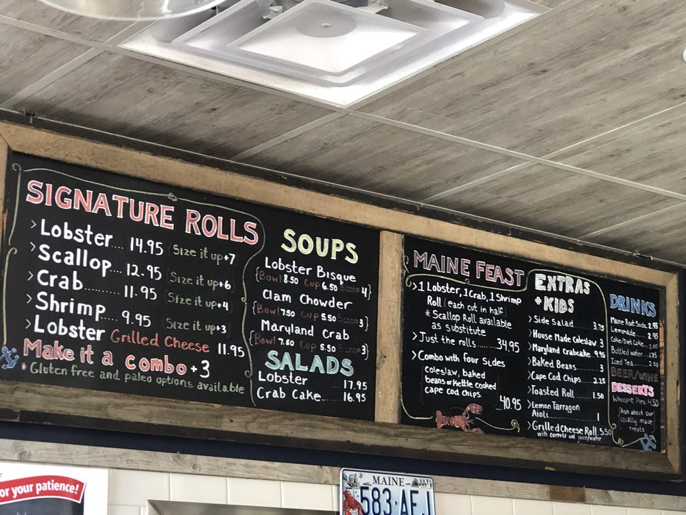 Lobster West - Order Food Online - 819 Photos & 842 Reviews