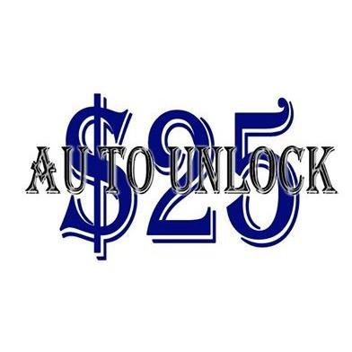 $25 Auto Unlock: aurora, CO