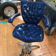 Our 5th Wheel Photo Of Paco S Custom Upholstery Roseville Ca United States