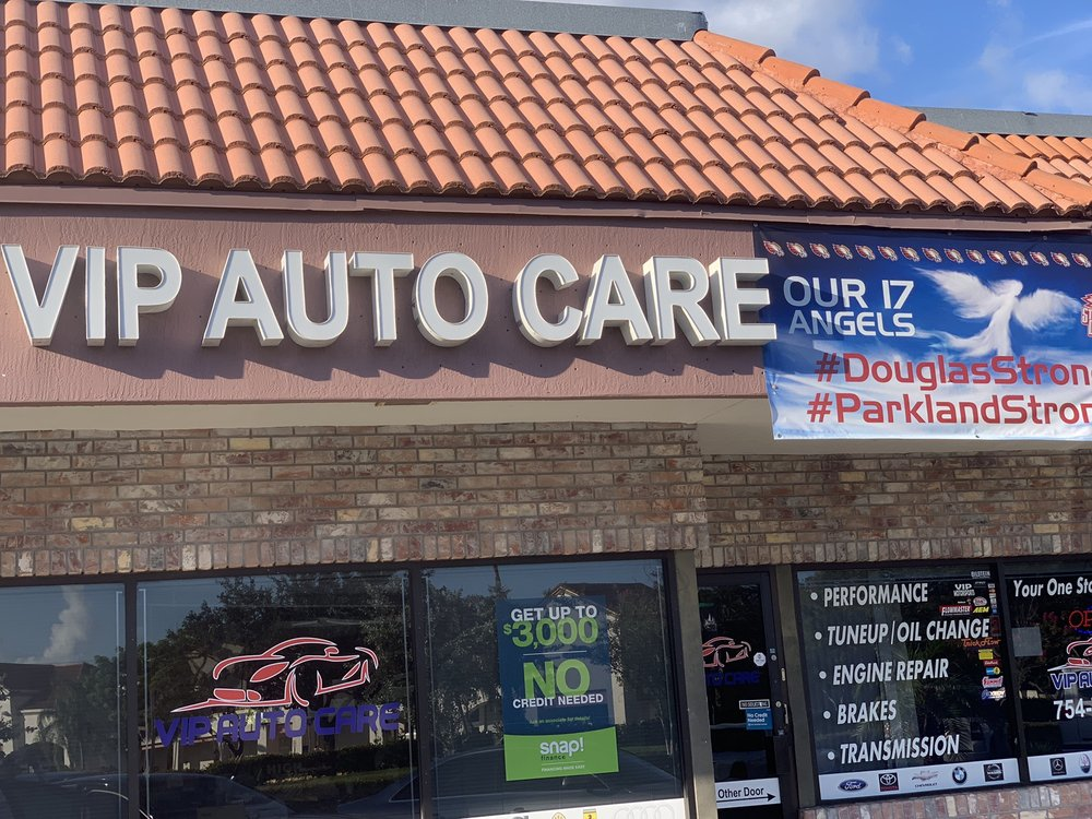 VIP Auto Care: 10762 Wiles Rd, Coral Springs, FL