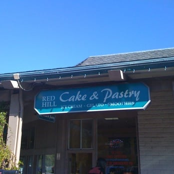 Red Hill Cake And Pastry San Anselmo