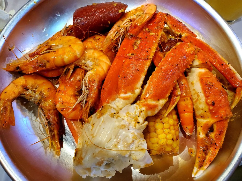 The Crab Station - El Paso: 6450 N Desert Blvd, El Paso, TX