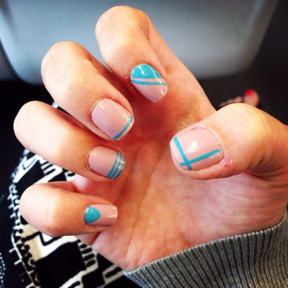 Hand Painted Custom Nail Art By Hue