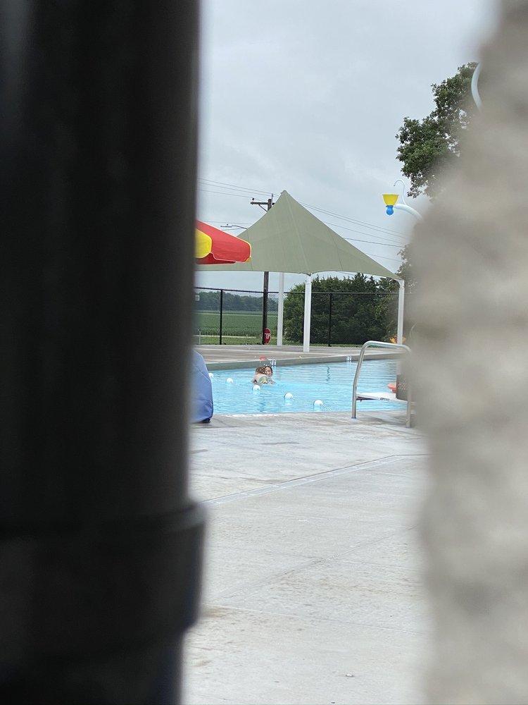Rick Rodgers Community Pool: 407 N Clark St, Winfield, IA