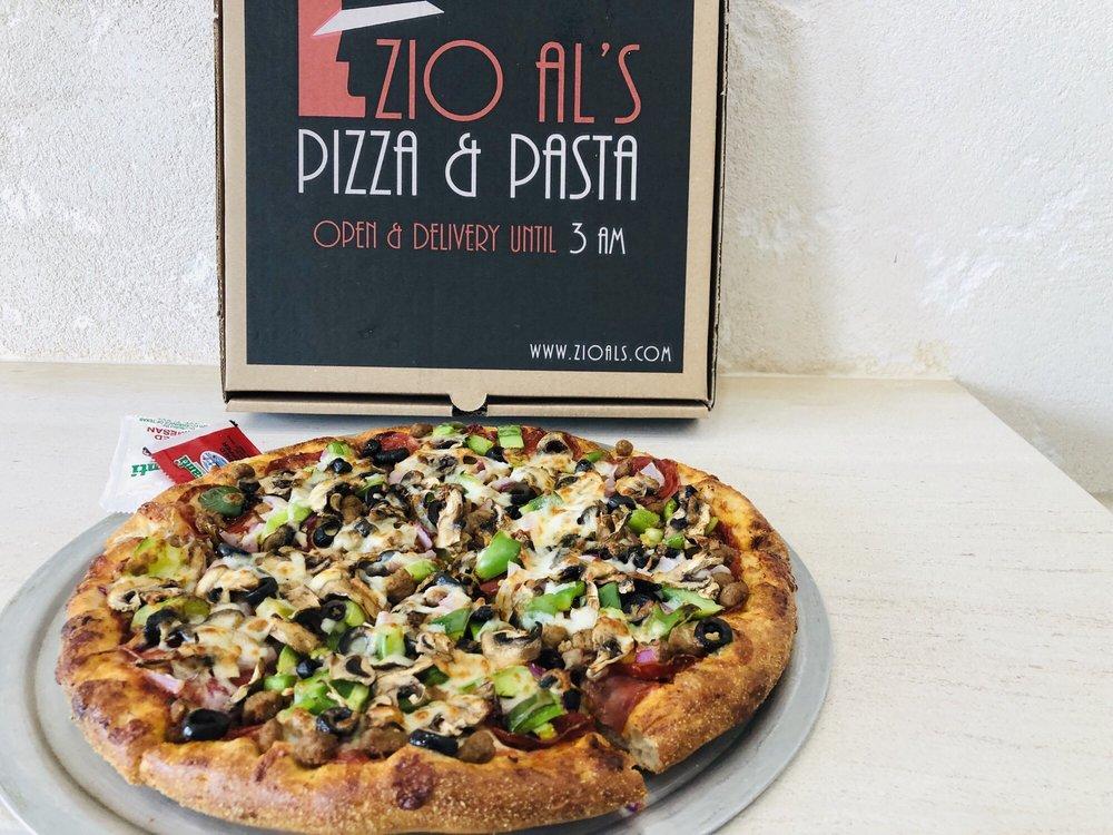 Zio Als Pizza And Pasta: 8608 Preston Rd, Plano, TX