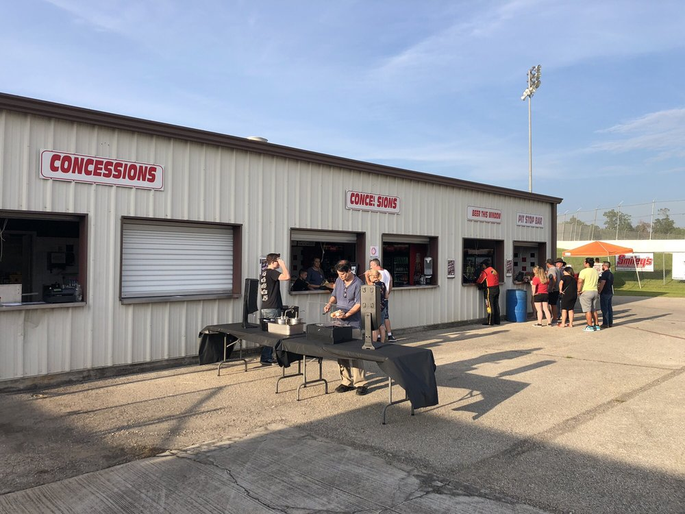 Houston Motorsports Park: 11620 N Lake Houston Pkwy, Houston, TX