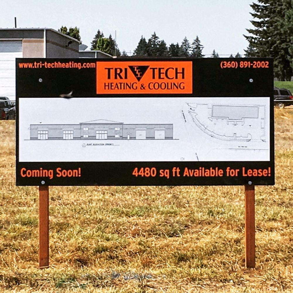 NW Sign Solutions: 10906 NE 39th St, Vancouver, WA