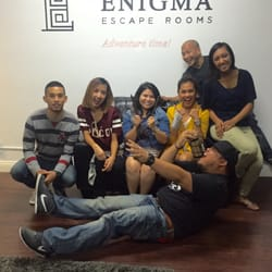Enigma Escape Room West Hollywood