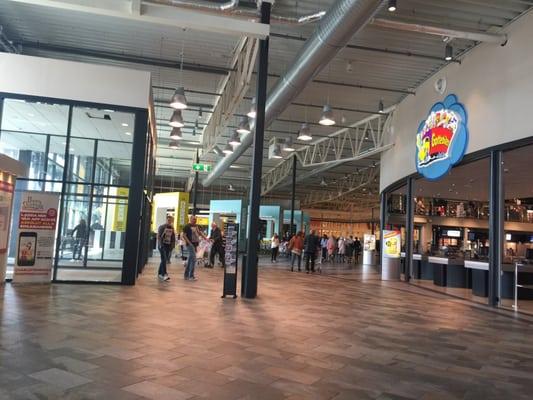 Charlottenbergs Shopping Center Nord Shopping Morastgatan 1