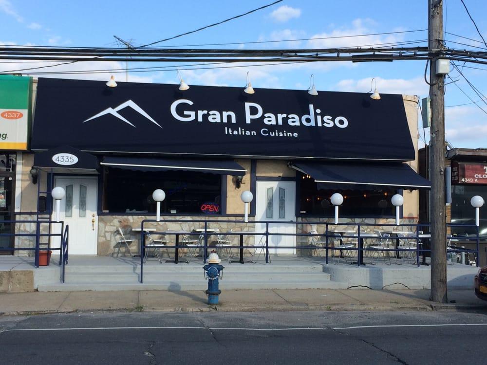 Gran Paradiso Restaurant Island Park