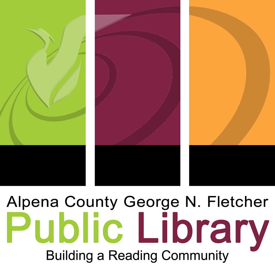 Alpena County George N. Fletcher Public Library: 211 N 1st Ave, Alpena, MI