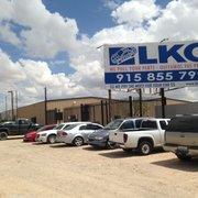 LKQ Of El Paso - Auto Parts & Supplies - 13300 Montana Ave - El Paso ...
