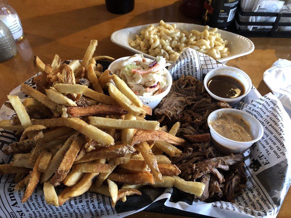 Food from Susquehanna Smokehouse