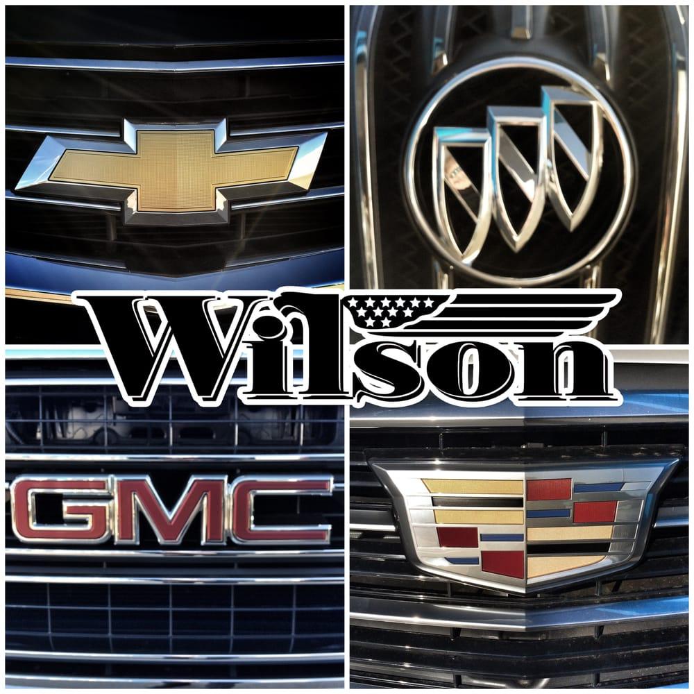 Wilson Cadillac: Oklahoma's LARGEST Full-Line Dealership