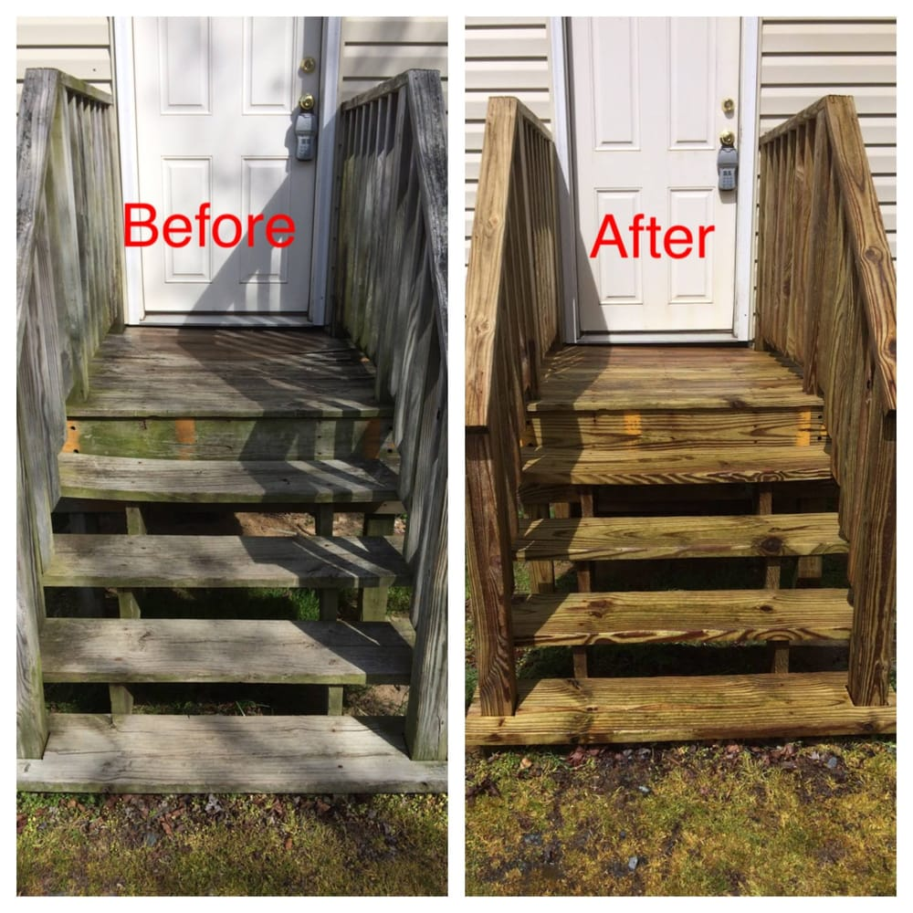 Photo Of Garvey Environmental   Cambridge, MD, United States. Deck And Stair  Restoration