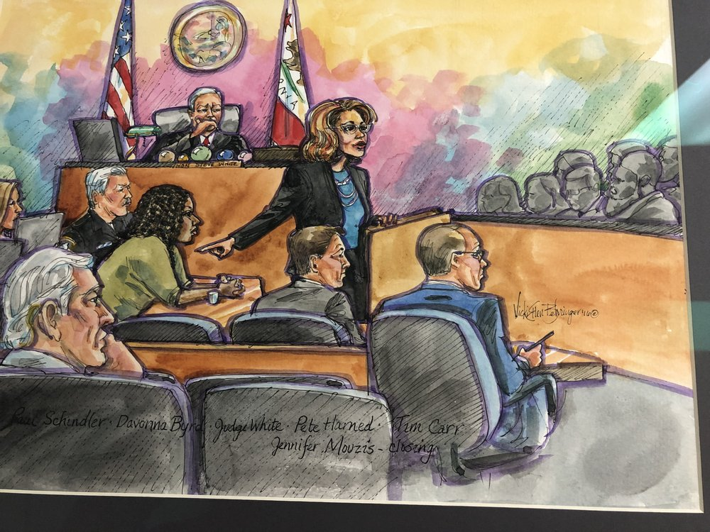 Sacramento Criminal Defense Lawyer Mouzis