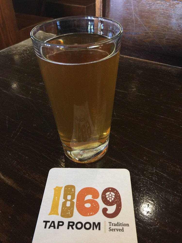 1869 Tap Room: 101 N Grant St, West Lafayette, IN