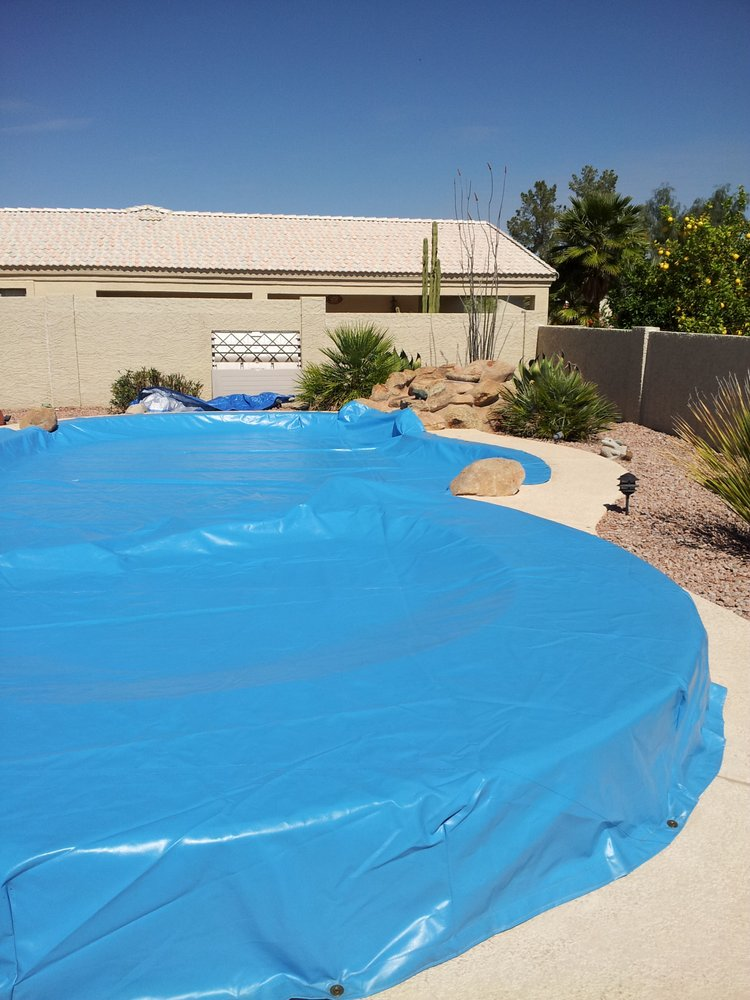 Solar Safe Pool Covers: 23005 N 15th Ave, Phoenix, AZ