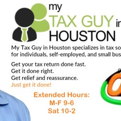 My tax guy in houston 23 reviews tax services 2425 west lp s photo of my tax guy in houston houston tx united states open solutioingenieria Images