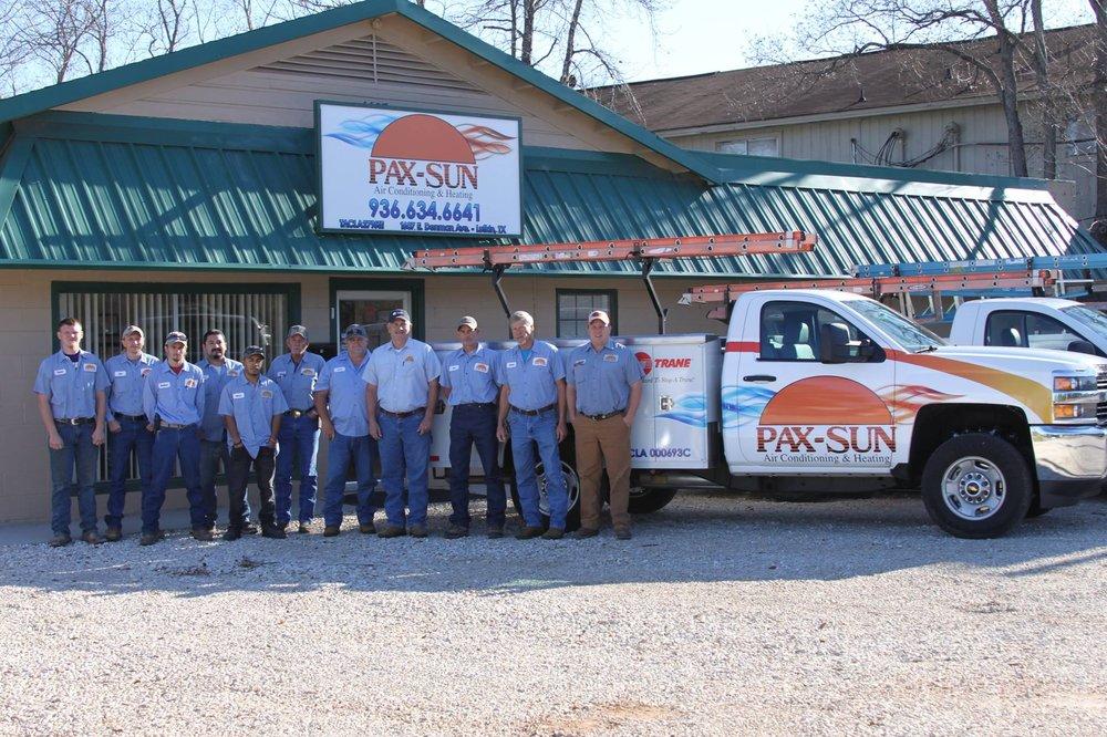 Pax-Sun Heating & Air Conditioning: 2212 N Stallings Dr, Nacogdoches, TX