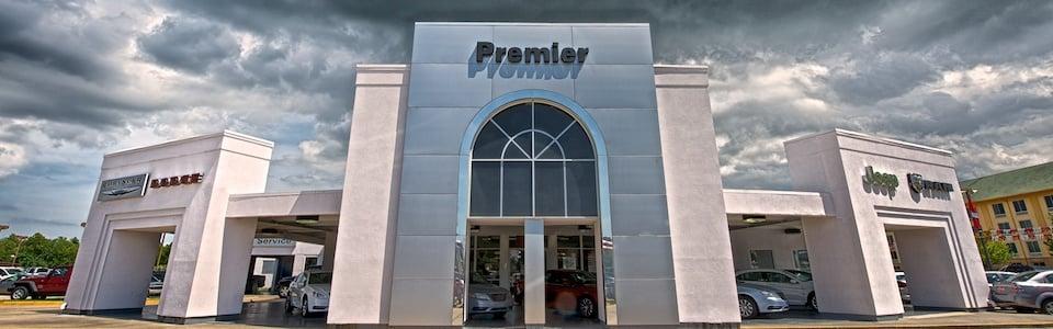 Jeep Dealers Near Me >> Premier Chrysler Jeep Dodge - 15 Reviews - Car Dealers - 13000 I 10 Service Rd, Read Blvd East ...