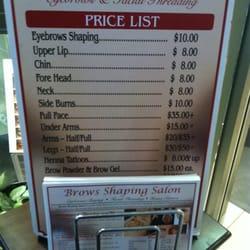 Brows Shaping Salon - CLOSED - 40 Reviews - Eyelash Service - 272 ...