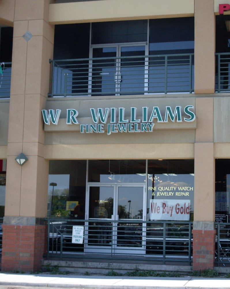 W R Williams Fine Jewelry