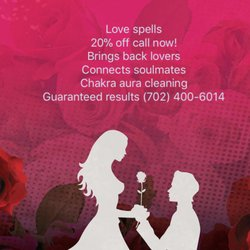 love spells - Request a Quote - Psychics - Southeast, Las