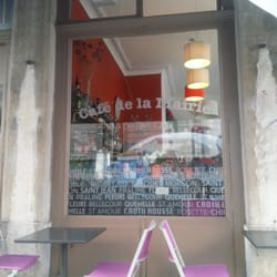 Caf Ef Bf Bd De La Mairie Rue Boileau